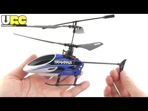 Traxxas DR-1 helicopter Review