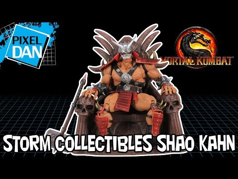 Storm Collectibles - Mortal Kombat - Shao Kahn 1/12