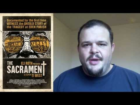 The Sacrament (2013) movie review horror thriller cult Ti West film
