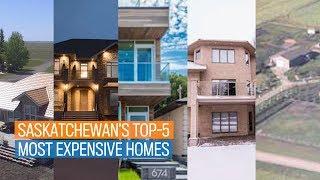 Saskatchewan's Top-5 most expensive homes
