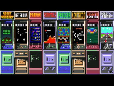 Arcade machine v1.0.11
