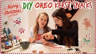 OREO KERST SNACKS MAKEN! DIY (uitslag kerst winactie)