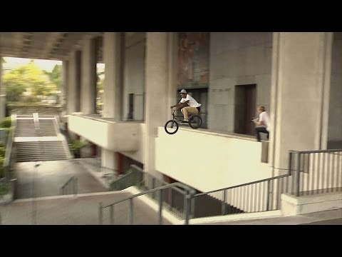 BMX: Andrew Jackson - Los Angeles Street Riding