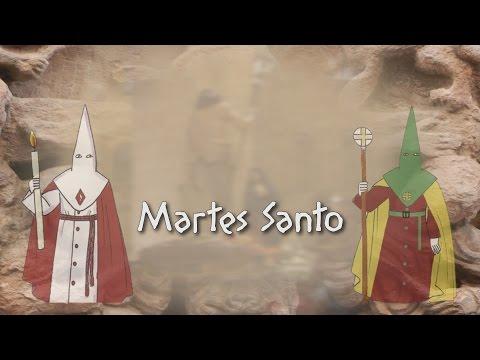 Vídeo de mAudiovisuales del Martes Santo en Soria. / mA