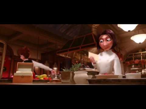 "Disney Animation's/Pixar's ""Ratatouille"" - Re-score by Frederic Bernard"