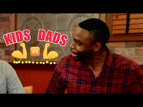 Shakey's Video: Is Your Kid a Mini-Me? I Dad's Night