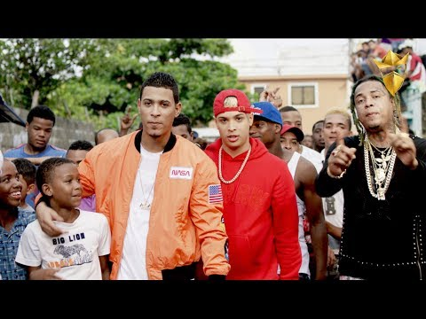 Shelow Shaq, Noriel, La Manta - Knock Out (Video Oficial)