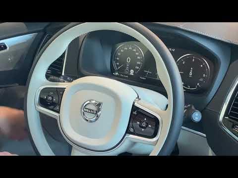 Volvo Recharge Adaptive Cruise Control und Pilot Assist