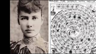 Nellie Bly - Around the World