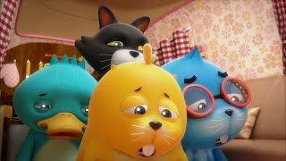 Мультики - Дуда и Дада - Все серии подряд - Веселые серии для детей