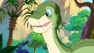 The Land Before Time | Threehorn Girl | Full Episodes | Kids Cartoon | Kids Movies | Kids Cartoon