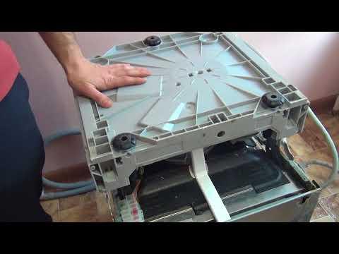 Посудомоечная машина Bosch Siemens, ошибка e19, часть 2