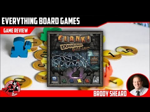 Everything Board Games - Clank! Expeditions: Gold and Silk Review