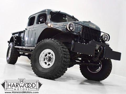 Video of '48 Power Wagon - QK0L