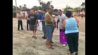 preview picture of video 'Sancti Spiritus Cuba Club de Motos Clasicas 2'