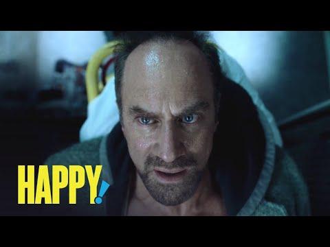 Video trailer för HAPPY! | New Case | SYFY