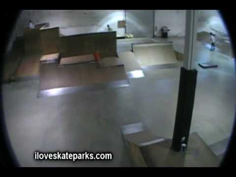 iloveskateparks.com Tour - Krush Skatepark - Tinley Park, IL (Chicago)