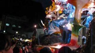preview picture of video 'Carnaval Sao Nicolau 2009: Estrela Azul'
