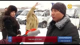 В Уральске взбунтовались грузоперевозчики