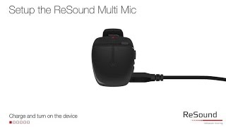 ReSound Multi Mic høreapparatmikrofon   ReSound