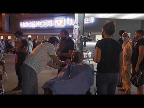 Τι λέει στο euronews ένας γιατρός από τον Λίβανο