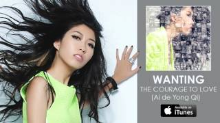 Wanting 曲婉婷 - The Courage To Love (Ai de Yong Qi) [Audio]