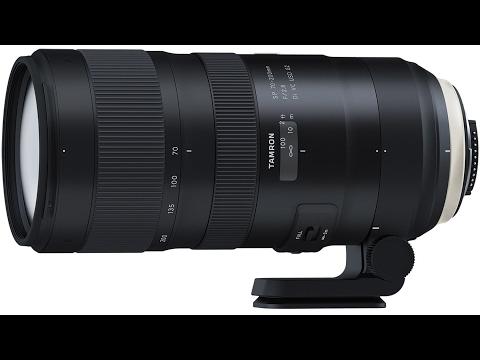 Tamron 70-200mm f2.8 G2 - half price of the Nikkor!