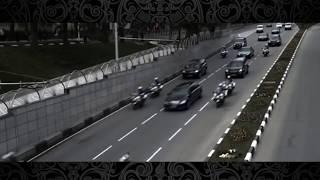 Как провожали Шавкат Мирзиёев в Душанбе