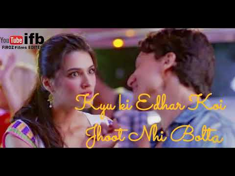 Heropanti Dialogues, Famous Dialogues From Tiger Shroff || whatsapp status ||