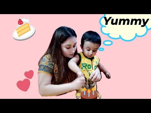 #arab_world #cake_recipe #cooking_with_mom Baking with mom / first cooking recipe