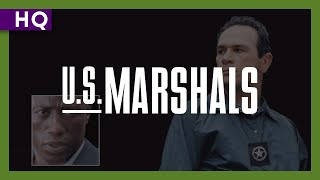 U.S. Marshals (1998) Video