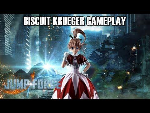 BISCUIT KRUEGER KECIL MEMATIKAN! - Jump Force (Indonesia)