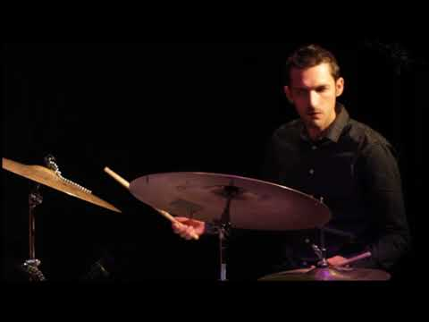 Joachim Caffonnette Trio - Perspectives Live online metal music video by JOACHIM CAFFONNETTE