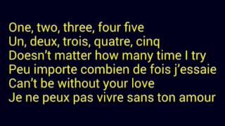 Craig David - One More Time (Lyrics Eng + Fr)