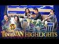 Tawag Ng Tanghalan TNT hurados sing their own versions of Where Do Broken Hearts Go