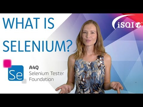 A4Q Selenium Tester Foundation - YouTube