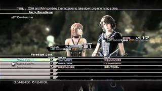 Final Fantasy XIII-2's New Battle System Looks Awfully Familiar
