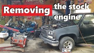 C1500 Engine Swap   Part 1   The Jack Black OBS
