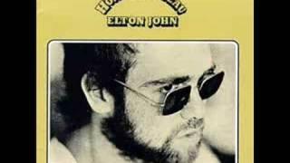 Mona Lisas & Mad Hatters   Elton John (Honky Chateau 9 Of 10)