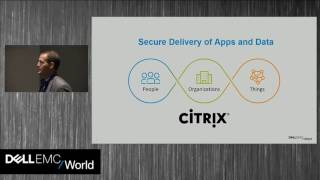 Hyper-converged Infrastructure Platforms for Citrix XenDesktop