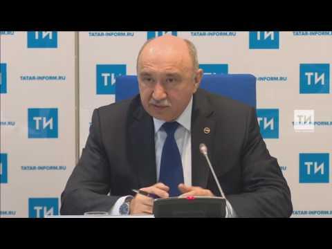 Гафуров заявил о планах КФУ участвовать в капитале нефтяной компании в Латинской Америке