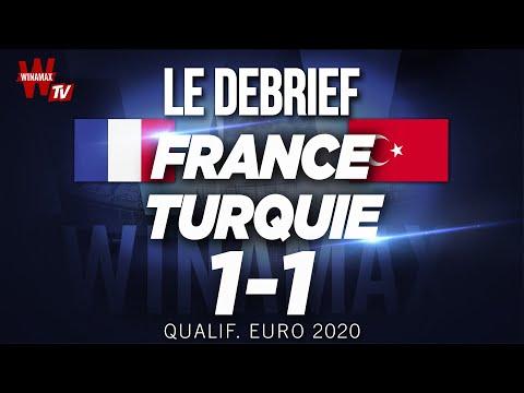 ⚽Euro 2020 : France 1 - 1 Turquie le débrief !