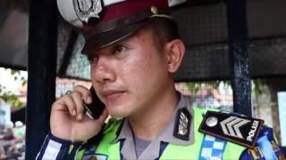 Polisi Tilang Anak Polisi