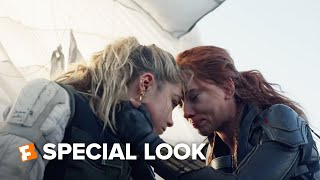 Black Widow Special Look - Playmaker (2021) | Movieclips Trailers