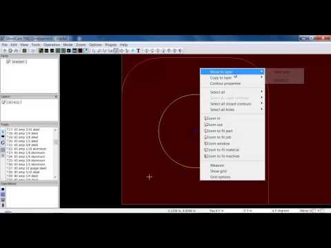 Sheetcam Tutorial 7: Plasma peck