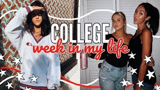 college week in my life || loyola university maryland