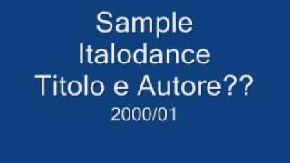 Italodance Sconosciuta/Unknown Italodance