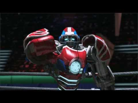 Vídeo do Real Steel World Robot Boxing