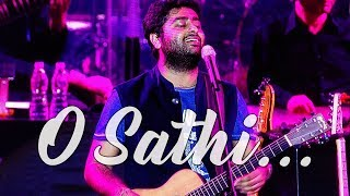 O Saathi - Live | Arijit Singh | BKC | Mumbai | 12 NOV 2017 | Shab