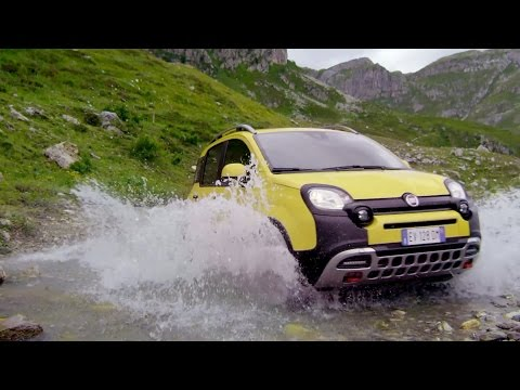 Fiat Panda Cross Off-Road Demo